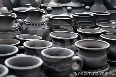 Cups and jugs