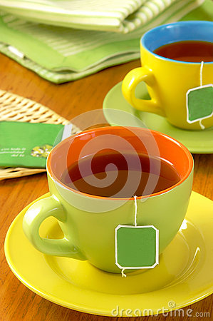 Free Cups Of Tea Stock Images - 29833134
