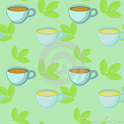 Cups pattern