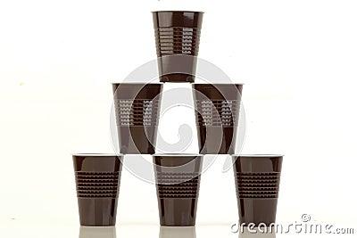 Cups plast-
