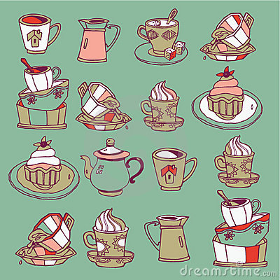 Cups and Pots