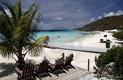 Curacao - beach resort paradise