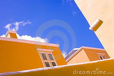 Curacao Roof Tops