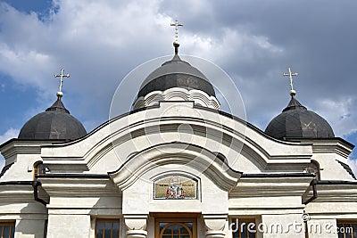 Curchi cathedral in Moldova