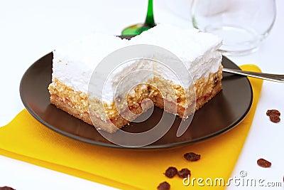 Curdy cake