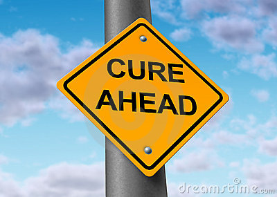 Cure ahead medicine medical discovery miracle solu