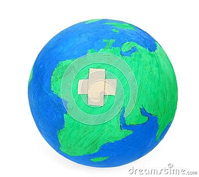 Cure o mundo