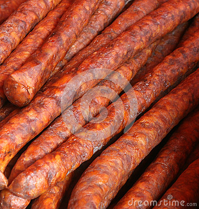 Cured Meat / Domestic Sausages