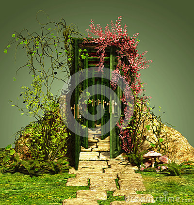 A Curious Entrance