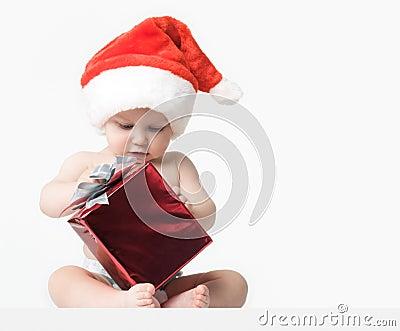Curious Santa