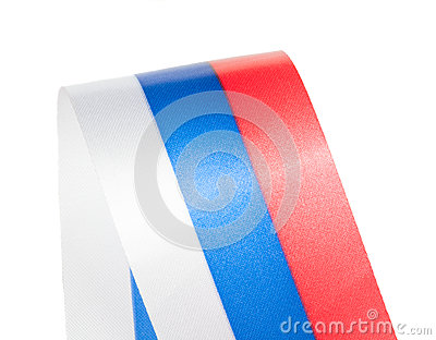 Curl of Russian flag