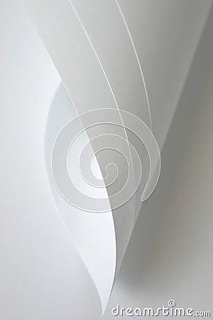 Curles papieru