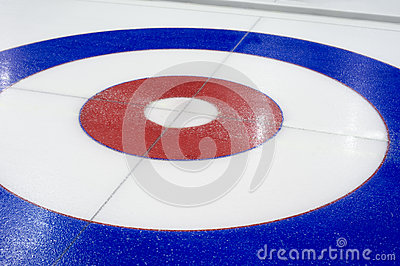 Curling background