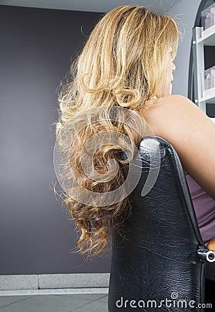 Free Curls Hanging Royalty Free Stock Image - 745656