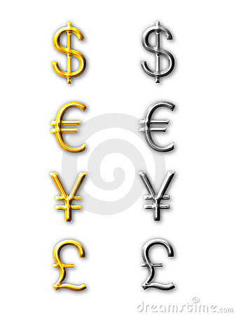 Currencies Symbol