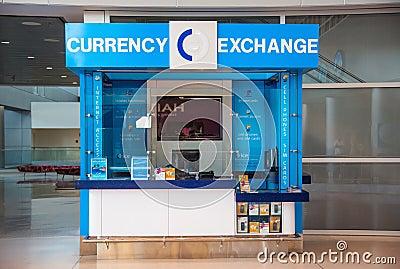 International currency exchange calgary