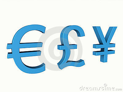 Currency signs