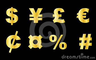 Currency symbol