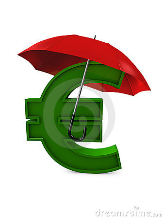 Currency umbrella