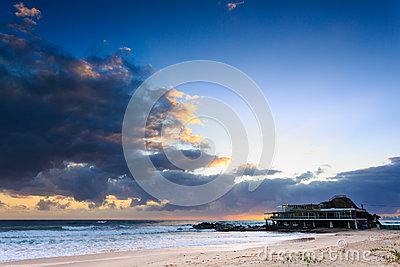 Currumbin Vikings surf club restaurant