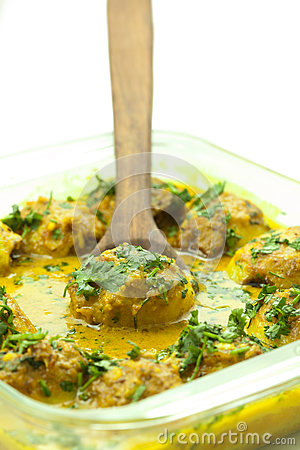 Curry- gravy food