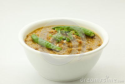 Curry- gravy food