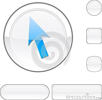 Cursor white button.