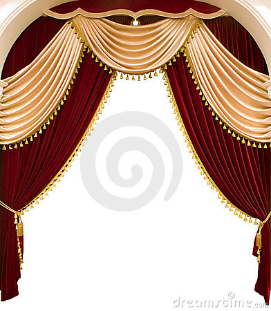 Free Curtain Royalty Free Stock Photography - 769707