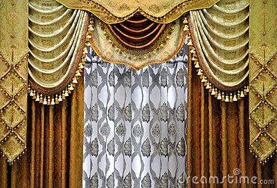 brown drapes ivory and eyelet curtains trellis curtain panel pattern ideas throughout
