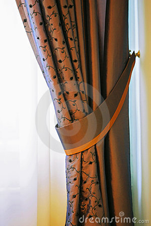 Free Curtains Stock Photos - 3953543