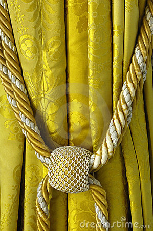Free Curtains Royalty Free Stock Image - 6160466