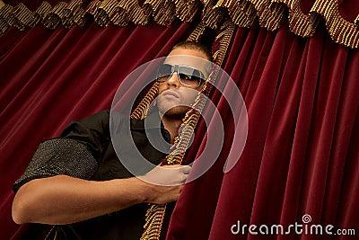 Curtains fall…