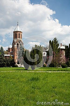 Curtea de Arges monastery, travel, destination