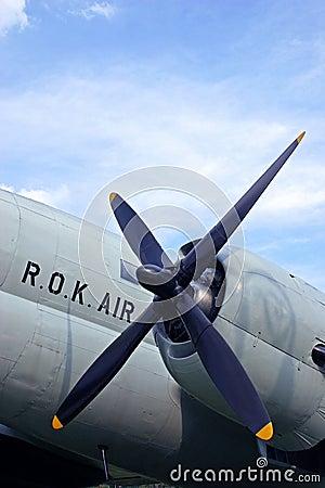 Curtiss C-46 Aircraft