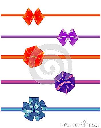Curvas coloridas