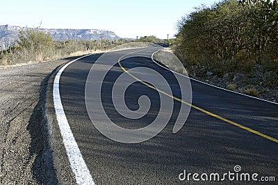 Curve ahead
