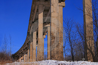 Curve in the Bridge
