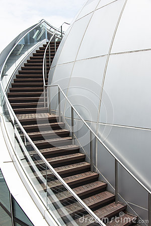 Curve Staircase