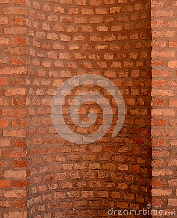 Free Curved Brickwork Stock Images - 32682744