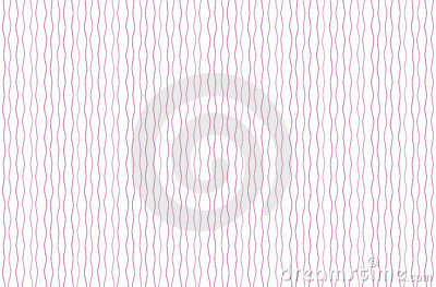 Curved lines pattern