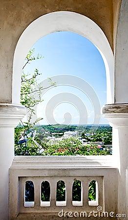 Free Curved Window Stock Photo - 19999610