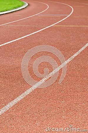 Curves On A Race Track