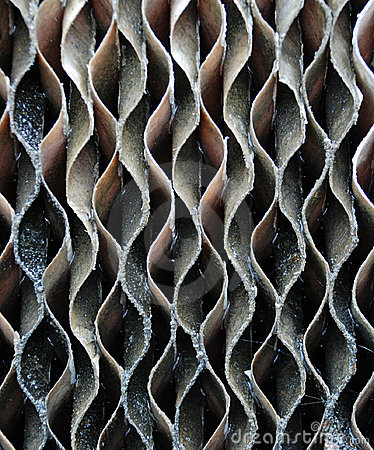 Free Curvy Metal Vent Royalty Free Stock Photos - 12226868