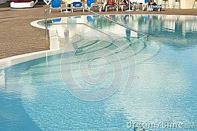 Curvy Poolside