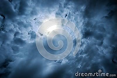 Céus dramáticos