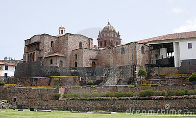 Cusco Cathedral, Peru, South America