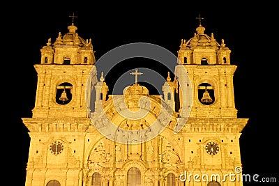 Cusco s Plaza De Armas