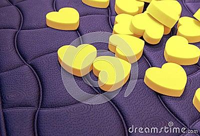 Cushion heart shape.