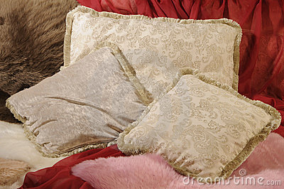 Cushions Stock Photos - Image: 12846033