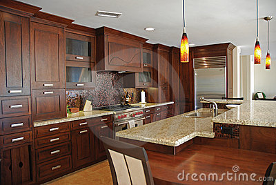 Custom-Built Kitchen